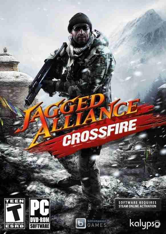 Descargar Jagged Alliance Crossfire [MULTI5][SKIDROW] por Torrent